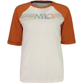 Maloja FuschignaM. t-shirt Dames, firelily